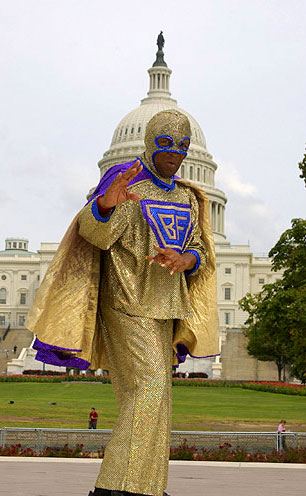 Blowfly The First Black President